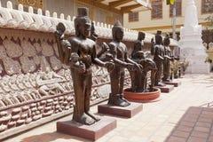 Świątynni opiekuny obrazy royalty free