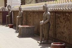 Świątynni opiekuny obraz stock