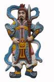 Świątynni opiekuny fotografia royalty free