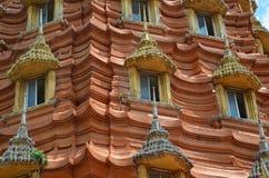 Świątynni wiondows obrazy royalty free