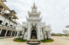 Świątynny biel Obrazy Royalty Free