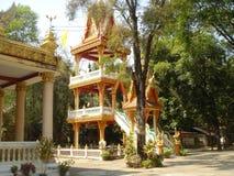 Świątynny dzwonkowy wierza Fotografia Stock