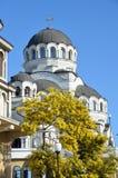 Świątynny kompleks & x22; Schronienie St John Baptist& x22; , Sochi, Rosja zdjęcie royalty free