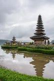 Świątynny Pura Ulun Danu, Bali Obrazy Stock