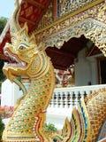 Świątynny smok Zdjęcie Royalty Free