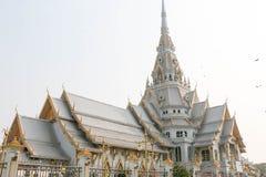 Świątynny sothorn miejsca publicznego tło 344 Obrazy Royalty Free