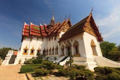 Świątynny Tajlandia Fotografia Stock