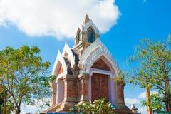 Świątynny tajlandzki wata salaloi Fotografia Stock