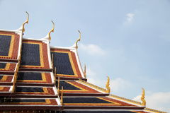 świątynny Thailand Fotografia Royalty Free