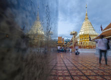 świątynny Thailand Obrazy Royalty Free