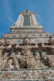 Świątynny Wat Arun Bangkok Zdjęcie Stock
