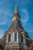 Świątynny Wat Arun Bangkok Zdjęcia Stock