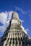 Świątynny wat Rakung-kositaram obrazy royalty free
