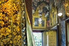 Świątynny wnętrze Zdjęcia Stock