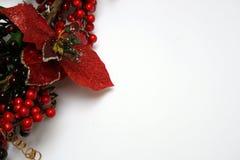 święci Bożych Narodzeń powitania Obrazy Stock