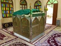 Święta świątynia Imamzadeh Yousef i Aleksander w Gilan, Iran zdjęcie stock
