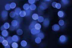 święta światła Obraz Royalty Free