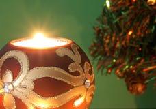 Święta świec zdjęcia stock