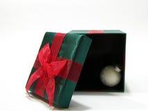 Święta 10 prezent Zdjęcia Stock