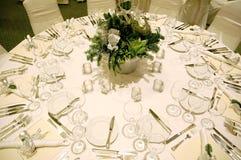 Święta 2 tabeli Zdjęcia Royalty Free