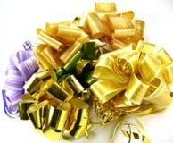 Święta 6 dekoracje drzew Zdjęcia Stock