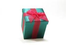 Święta 7 prezent Zdjęcia Royalty Free