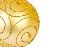 Święta bauble Obraz Royalty Free
