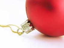 Święta bauble zdjęcie stock