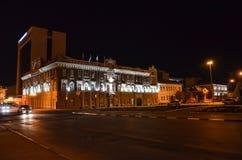 święta bożego miasta wróżki Łotwy nocy prowincjonału podobnej wkrótce bajka Zdjęcia Royalty Free
