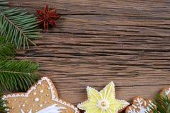 święta bożego noel Santa ducha Fotografia Stock