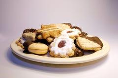 Święta ciasteczka Fotografia Royalty Free