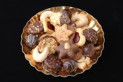 Święta ciasteczka Zdjęcia Stock