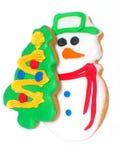 Święta ciasteczka zdjęcia royalty free