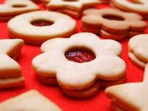 Święta ciasteczka Obrazy Stock