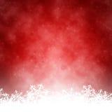 Święta czerwone tło Fotografia Royalty Free
