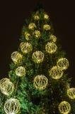 Święta 2 dekoracja Zdjęcia Stock