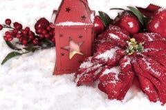 Święta dekorują odznaczenie domowych świeżych pomysłów Zdjęcia Stock