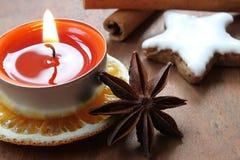 Święta dekorują odznaczenie domowych świeżych pomysłów Zdjęcie Royalty Free
