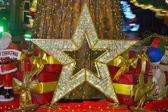 Święta dekorują odznaczenie domowych świeżych pomysłów obrazy royalty free