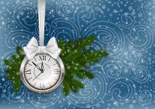 Święta dekorują odznaczenie domowych świeżych pomysłów royalty ilustracja
