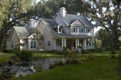 Święta domów Fotografia Royalty Free