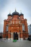 Święta Dormition katedra miasto Tula Obrazy Stock