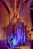 Święta dziewica Maria Obraz Royalty Free