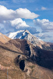 Święta góra Tibet Zdjęcia Royalty Free