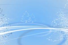 Święta ilustracyjni niebieskie Zdjęcie Royalty Free