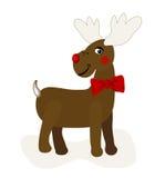 Święta jeleni Zdjęcia Stock