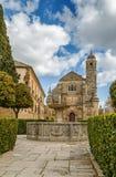 Święta kaplica wybawiciel, Ubeda, Hiszpania Obraz Royalty Free