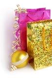Święta na zakupy. obrazy stock