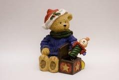 Święta niedźwiadkowi Zdjęcie Royalty Free