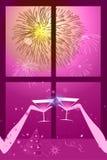 Święta obchodów nowego roku Fotografia Stock